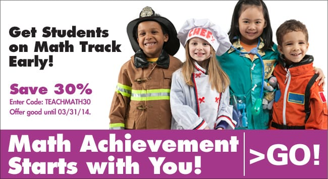 Math Achievement Starts with You!