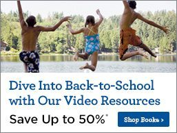 save 30% on professional resources this summer!