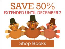 3 illustrated turkeys in pilgrim hats | save 50%. Sale Through December 2.