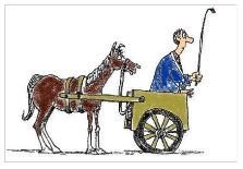 Post from Marilyn's Blog: Word Problems: Don't Put the Cart Before the Horse