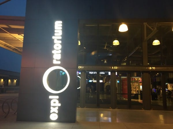 photo image of San Francisco's Exploritorium | Math Solutions Exploratorium Party NCSM 2016
