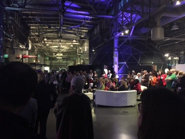 Exploratorium NCSM 2016 party