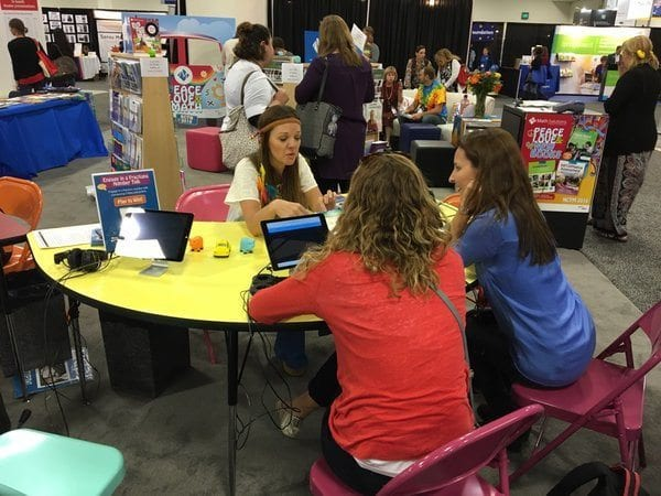 NCTM Annual Math Solutions groovy games available in our booth: The Game of Pig, Pathways: Multiplication, and our Number Talks!