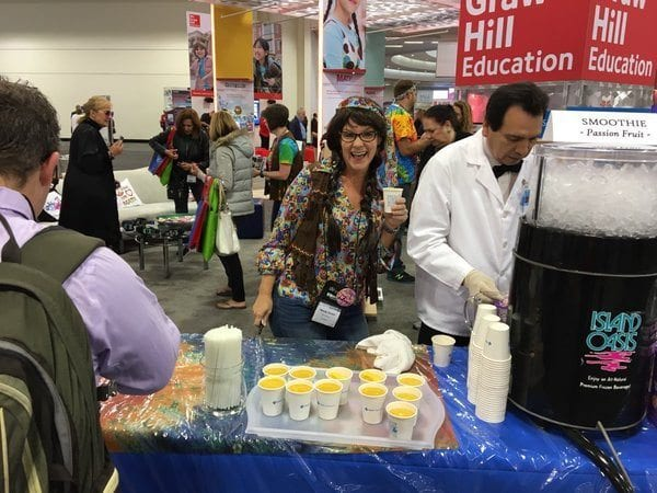 Smoothies NCTM Annual Math Solutions