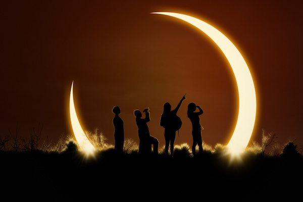 Celebrate the solar eclipse with your students