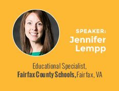 Jennifer Lempp at Model Schools