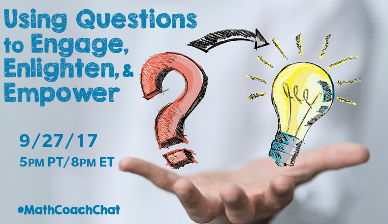 Using Questions to Engage, Enlighten, Empower