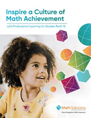 math solutions 2020 catalog