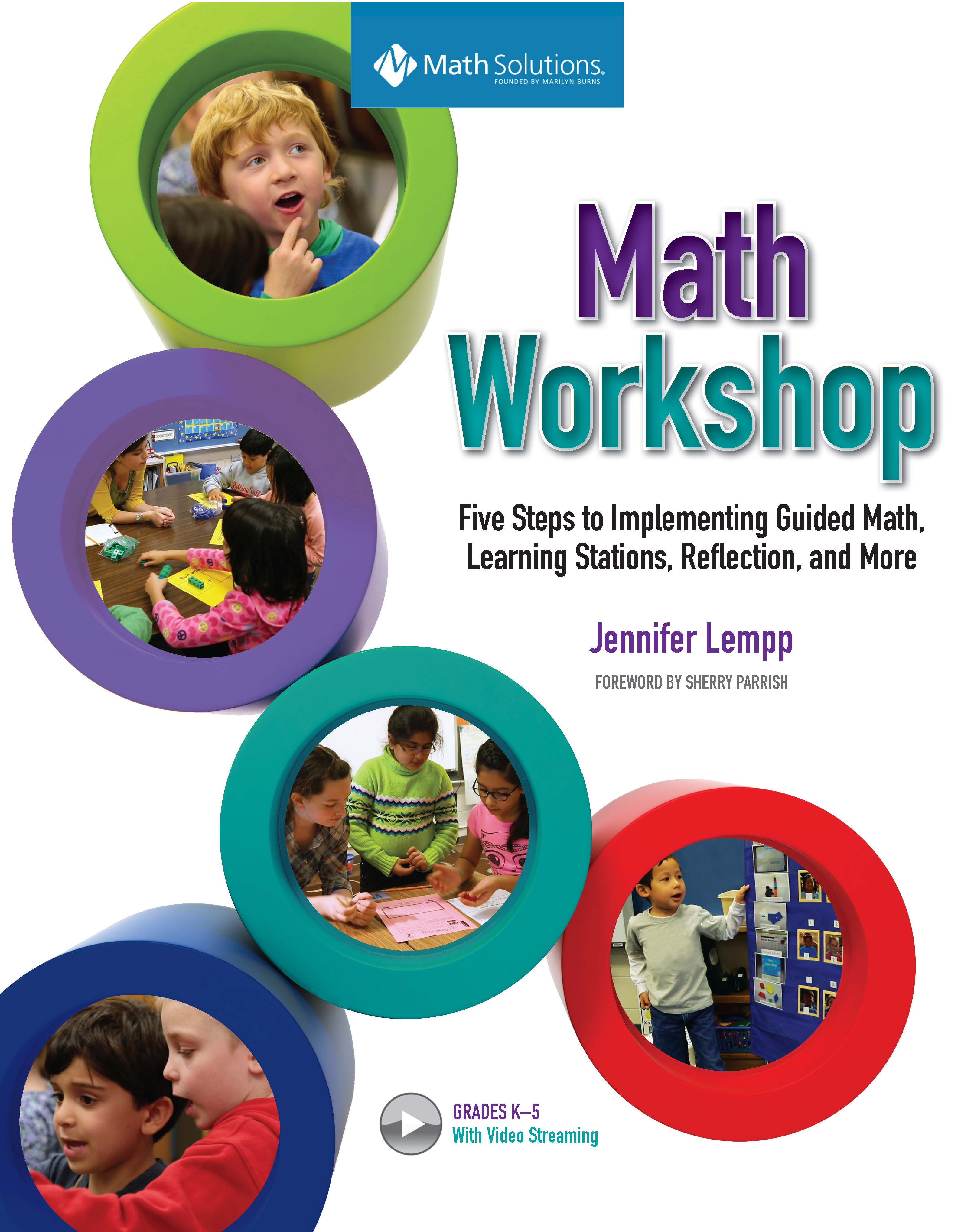 Math Workshop by Jennifer Lempp