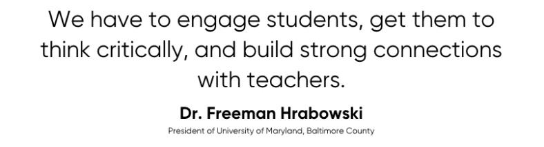 Dr Freeman Quote