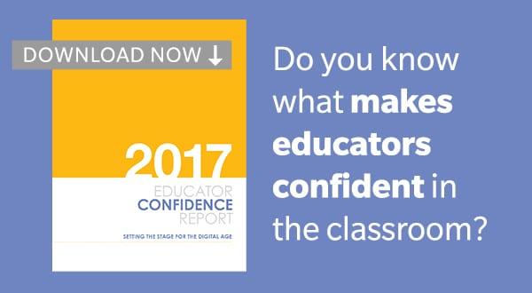 Educator Confidence Report 2017