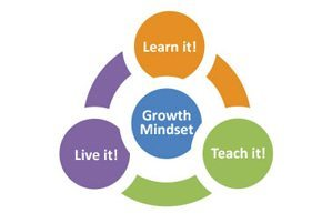 Learn it! Teach it! Live it! Growth Mindset