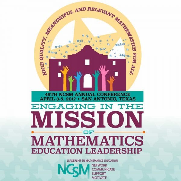Math Solutions at NCSM 2017