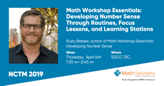 rusty bresser, april 4th, 1:30pm to 2:45pm
