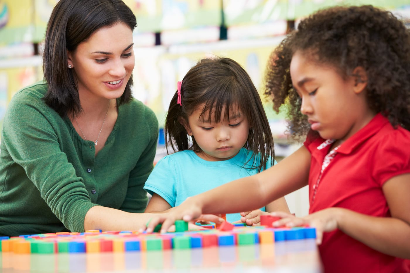 preschool kindergarten math improvement