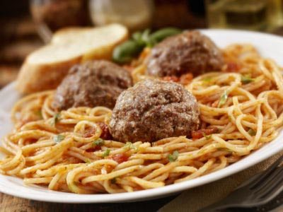 Spaghetti And Meatballs For All Ebook