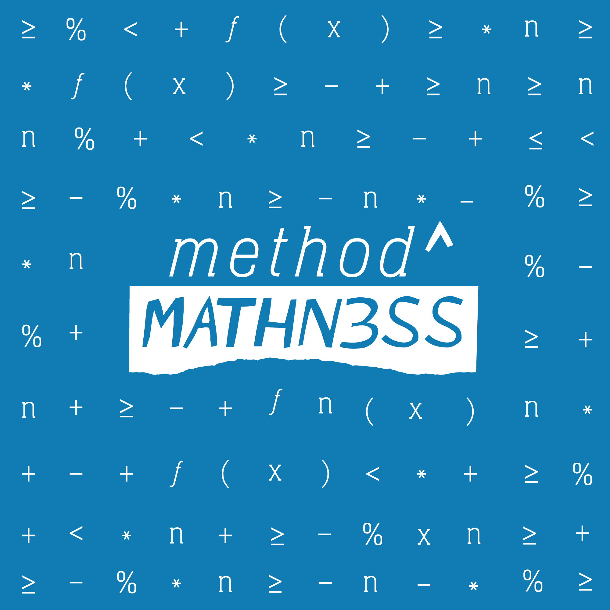 method to the mathness cover art