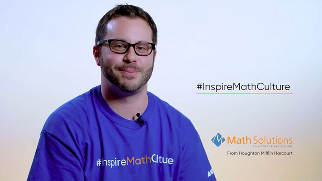 joel leventhal | #inspiremathculture