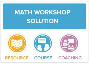 math workshop solution | resource icon | course icon | coaching icon