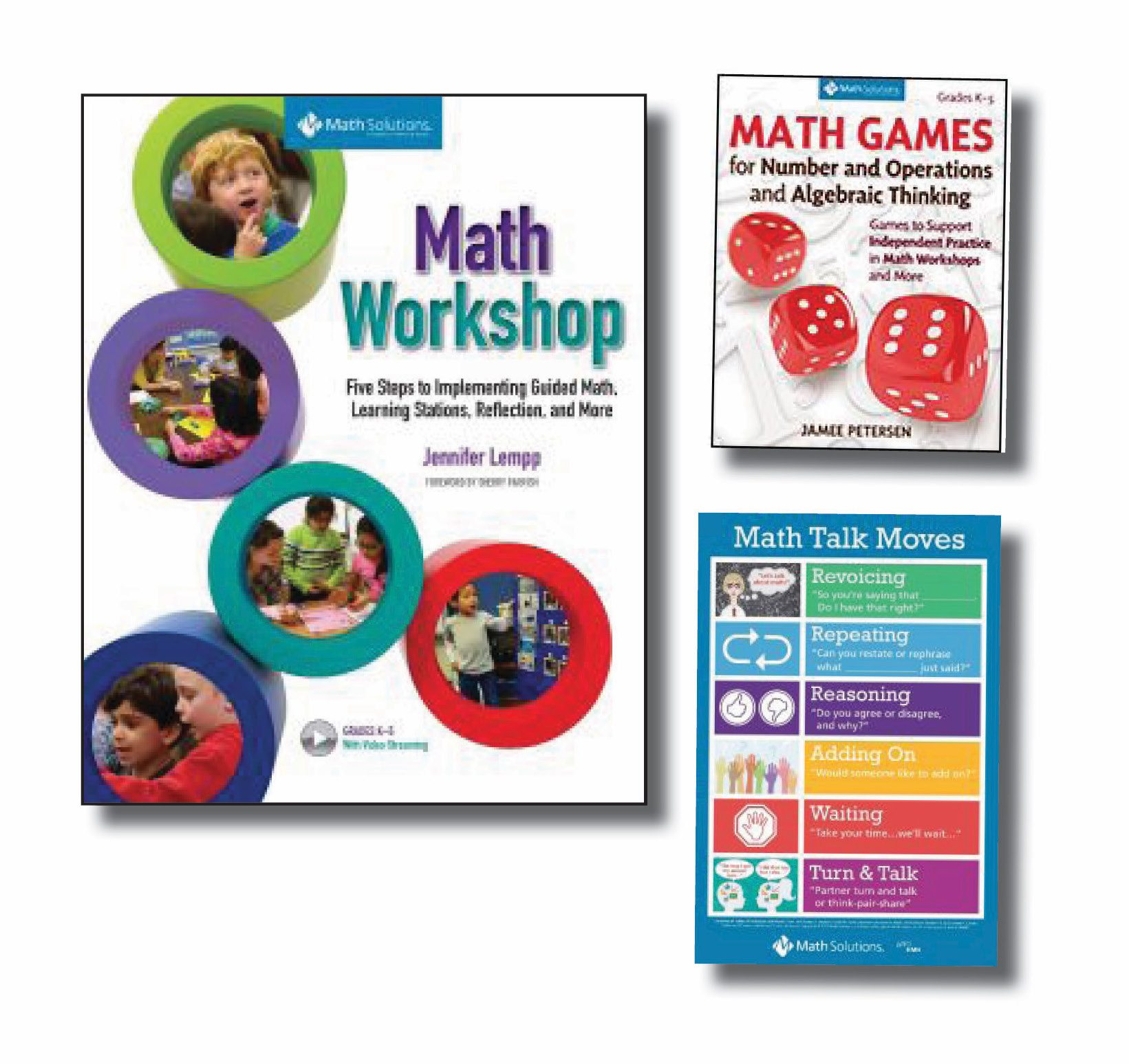 Enter to win Jennifer Lempp's Math Workshop