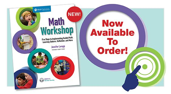 Math Workshop by Jennifer Lempp Now Available